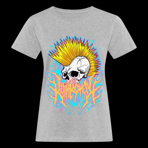 KEESIKALLO - Naisten luonnonmukainen t-paita