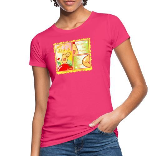 Mayo Comic - Women's Organic T-Shirt