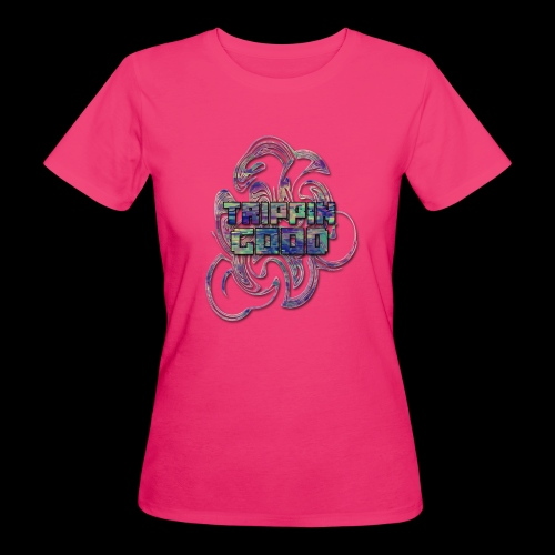 TRIPPIN GOOD 3 - T-shirt ecologica da donna