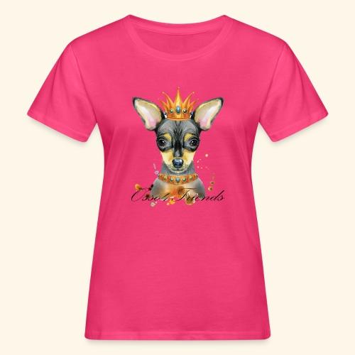 LADY PINCHER - T-shirt ecologica da donna