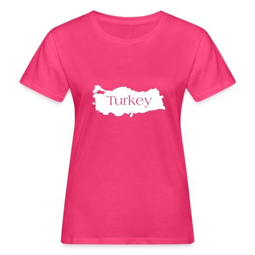 tuerkei - Frauen Bio-T-Shirt
