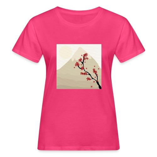 fuji - T-shirt bio Femme