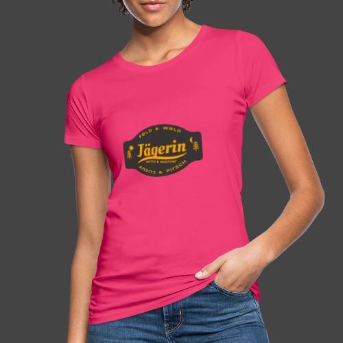 Das Jägerin-Shirt für aktive Jägerinnen - Frauen Bio-T-Shirt