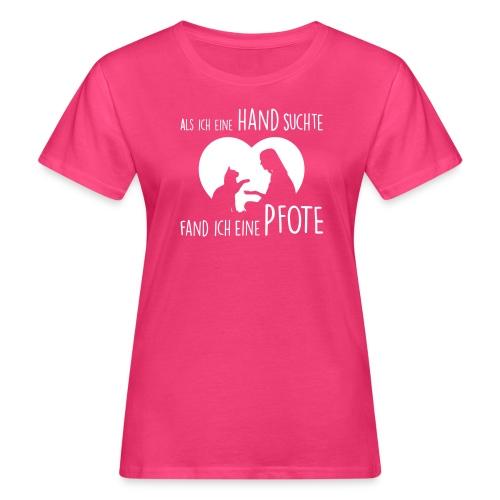 Vorschau: Als ich eine Hand suchte - Frauen Bio-T-Shirt