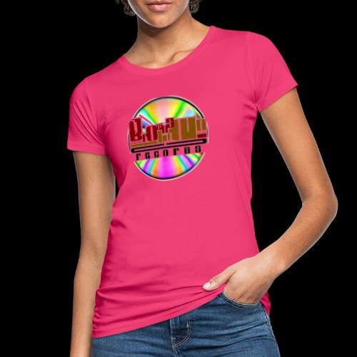 BROWNSTOWN RECORDS - Women's Organic T-Shirt