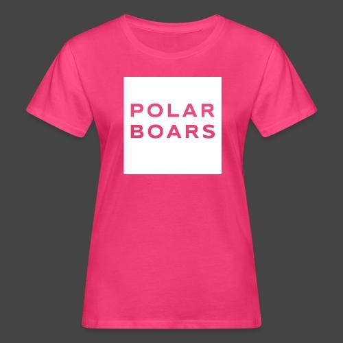 polar boars - Frauen Bio-T-Shirt