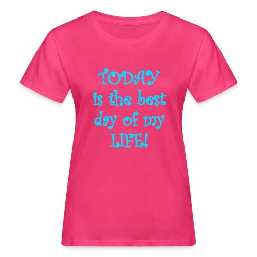 Carpe Diem 21.2 - Frauen Bio-T-Shirt