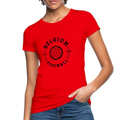 Belgium football - Belgique - Belgie - T-shirt bio Femme