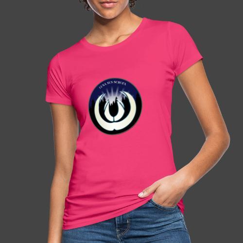 Luna sus scrofa - der Schweinemond von Jägershirts - Frauen Bio-T-Shirt