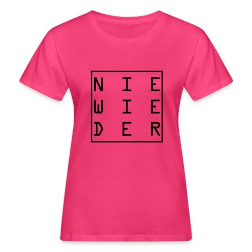WORTKunstwort 21.2 - Frauen Bio-T-Shirt