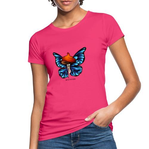 Mystified Butterfly - Vrouwen Bio-T-shirt