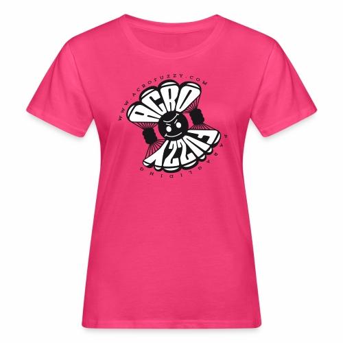 AcroFuzzy LOGO16 04 png - Frauen Bio-T-Shirt