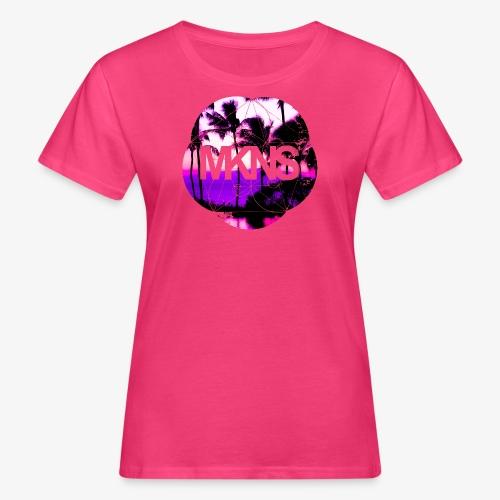 MKNS0005 - Frauen Bio-T-Shirt