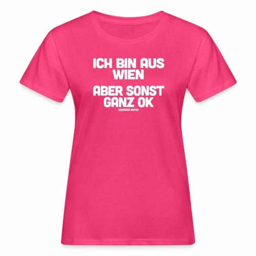 Wien - Frauen Bio-T-Shirt