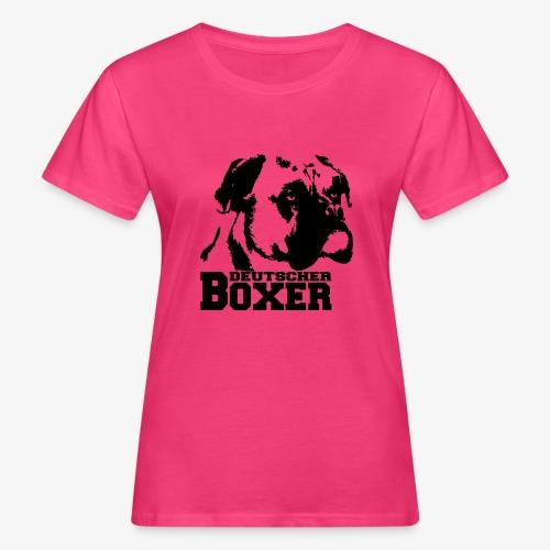 Deutscher Boxer - Frauen Bio-T-Shirt