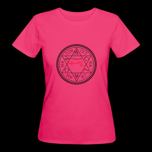 Sigillo Angelico Vehuiah - T-shirt ecologica da donna