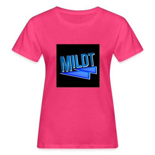 MILDT Muismat - Vrouwen Bio-T-shirt