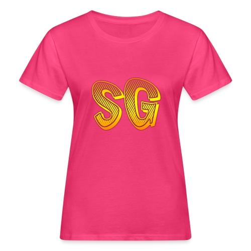 Cover S6 - T-shirt ecologica da donna
