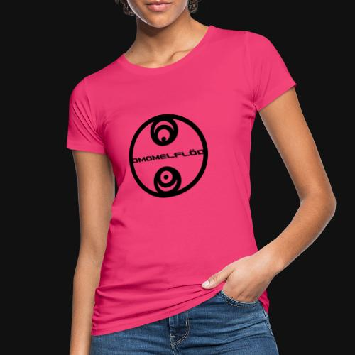 Omomelflöd - Frauen Bio-T-Shirt
