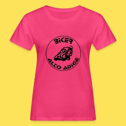 BikerAltoAdige Circle - T-shirt ecologica da donna