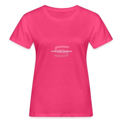 Player Edition T-Shirt (White Logo) - T-shirt ecologica da donna
