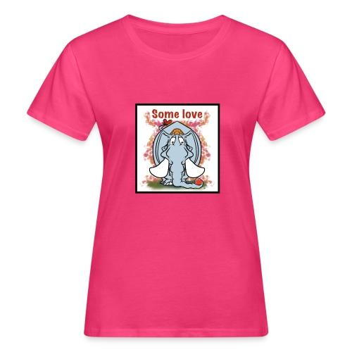 Some Love - Ekologisk T-shirt dam