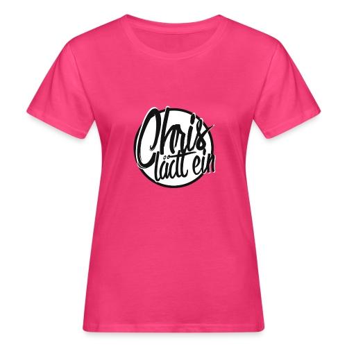 Chris lädt ein - Frauen Bio-T-Shirt