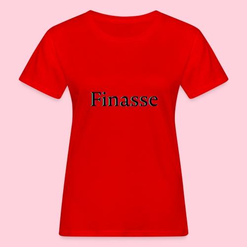 Finasse logo - Vrouwen Bio-T-shirt