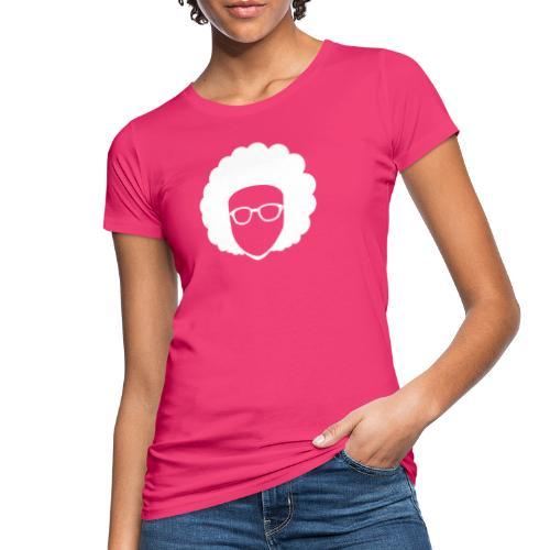 Afro Nerd - nerdy - Women's Organic T-Shirt