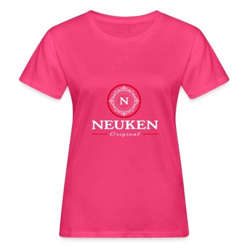 neuken original white - Vrouwen Bio-T-shirt