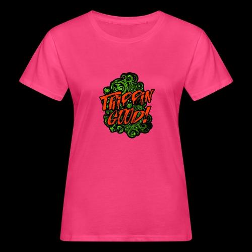 TRIPPIN GOOD - T-shirt ecologica da donna