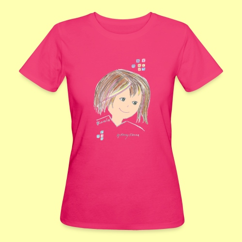 Pinni® Desing by Emmy Hanna - Frauen Bio-T-Shirt