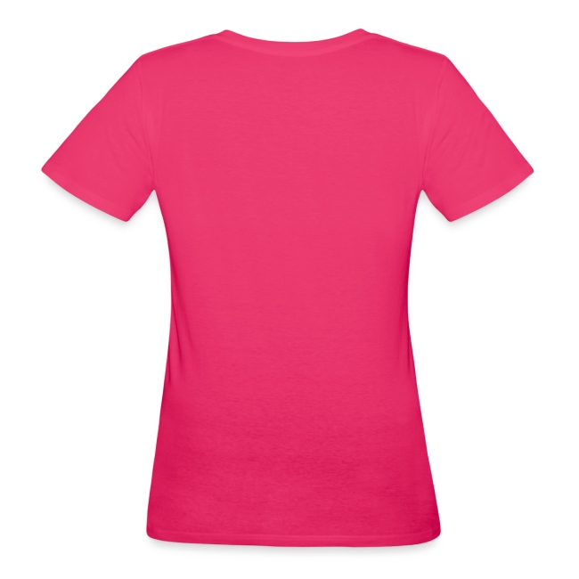 Vorschau: nur hübsch sein - Frauen Bio-T-Shirt