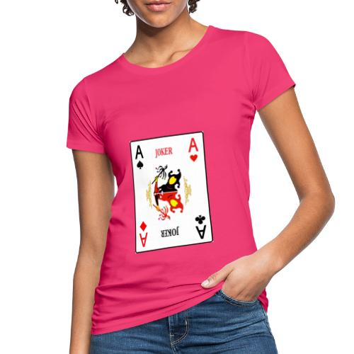 Joker - T-shirt ecologica da donna