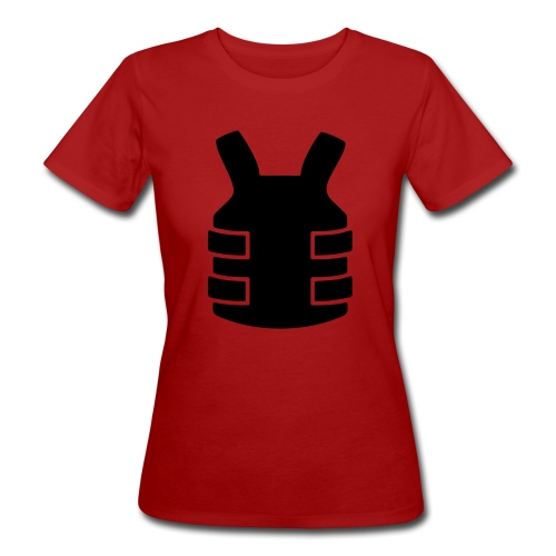 Bullet Proof Design - Women's Organic T-Shirt