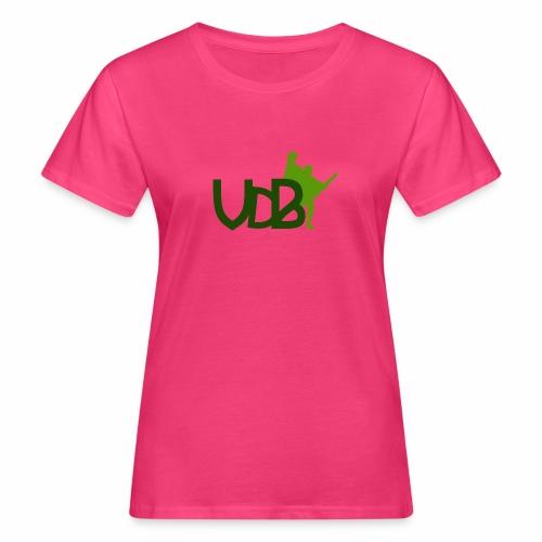VdB green - T-shirt ecologica da donna