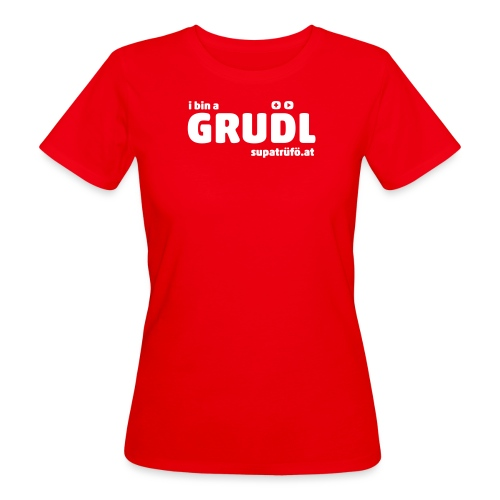 supatrüfö grudl - Frauen Bio-T-Shirt