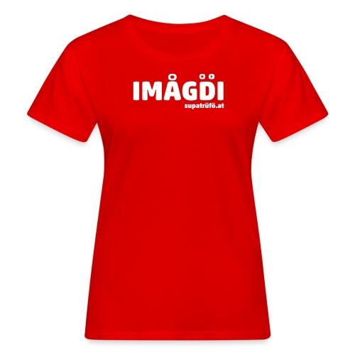 supatrüfö IMOGDI - Frauen Bio-T-Shirt
