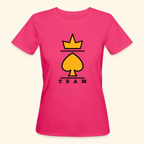 Collection KingSpade® by MagicAndCardistry Team - T-shirt bio Femme