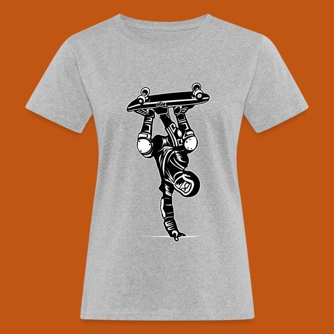 Skater / Skateboarder 02_schwarz weiß