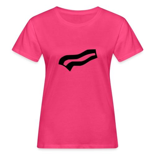 Crispy bacon - Women's Organic T-Shirt