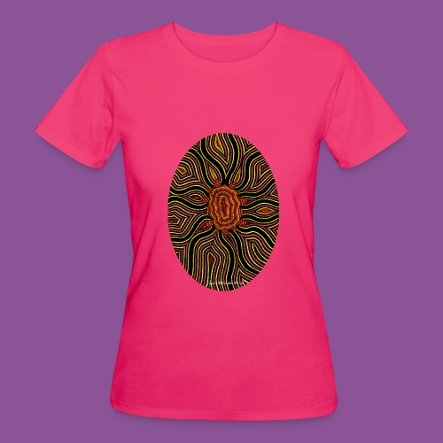 Aura 11 - Frauen Bio-T-Shirt