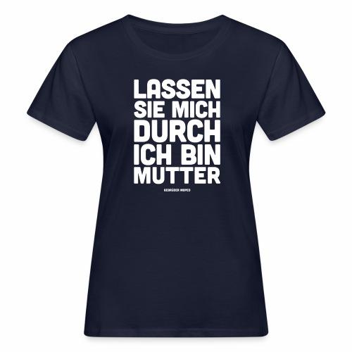 Mutter - Frauen Bio-T-Shirt