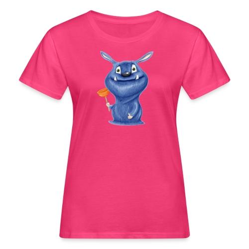 Pümpelmonster - Frauen Bio-T-Shirt