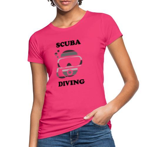Scuba Diving - Frauen Bio-T-Shirt
