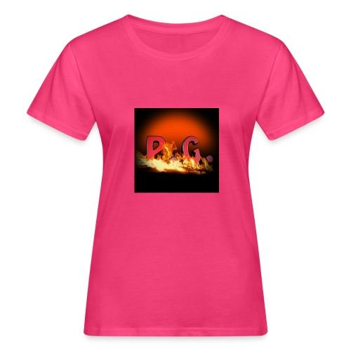 Spilla PanicGamers - T-shirt ecologica da donna