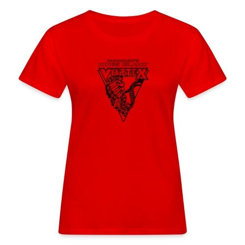 Vortex 1987 2019 Kings Island - Naisten luonnonmukainen t-paita