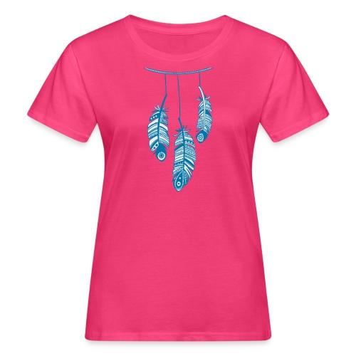 Koszulka indianie - Ekologiczna koszulka damska
