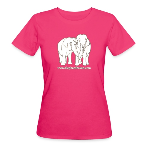 Elephants - Women's Organic T-Shirt