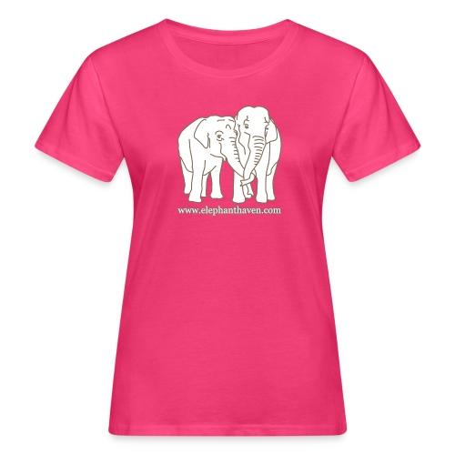 Elephants - Women's Organic T-Shirt